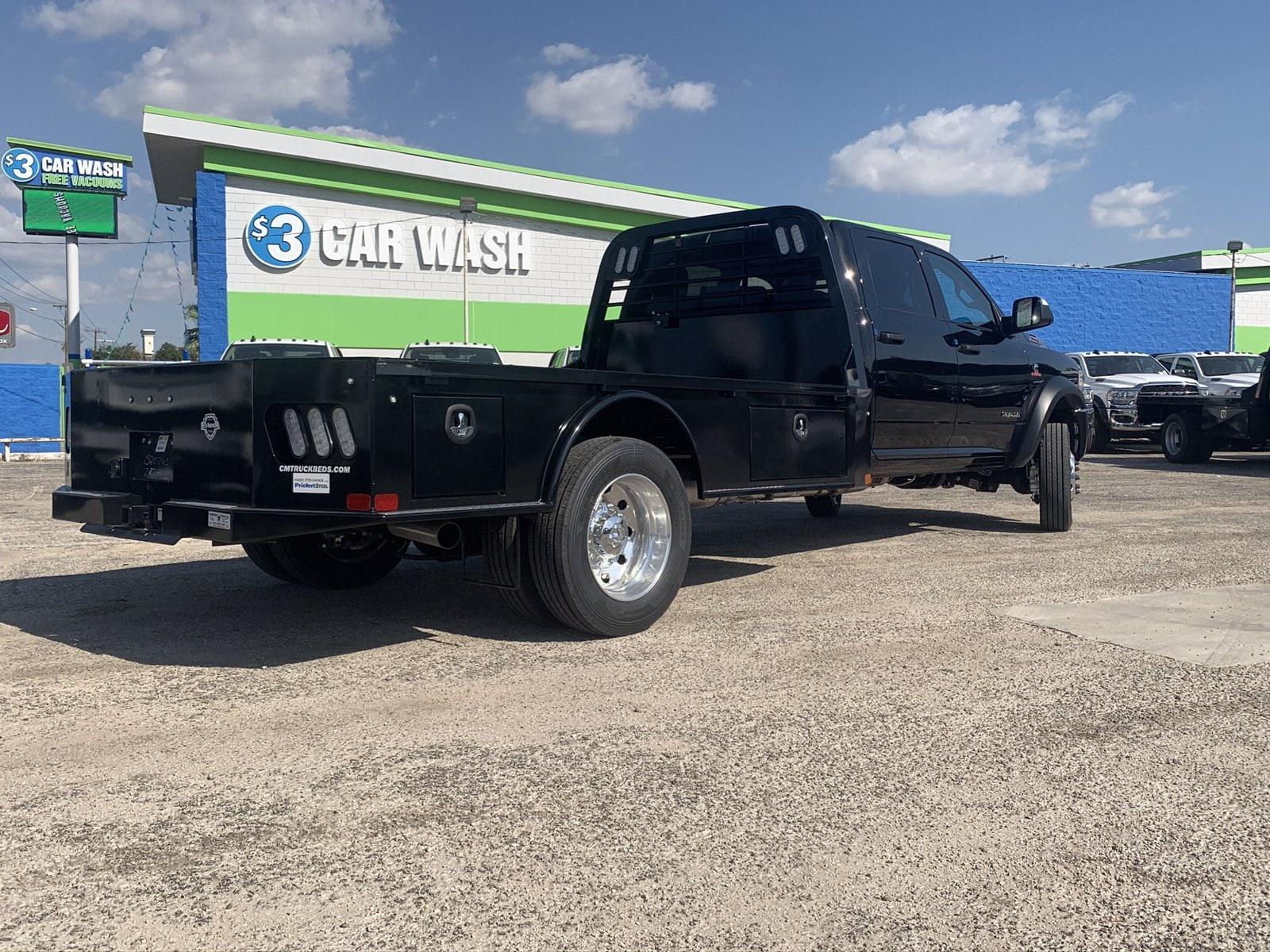 2020 Ram 5500 Crew Cab DRW 4x2, CM Truck Beds Platform Body #TG264650 - photo 1