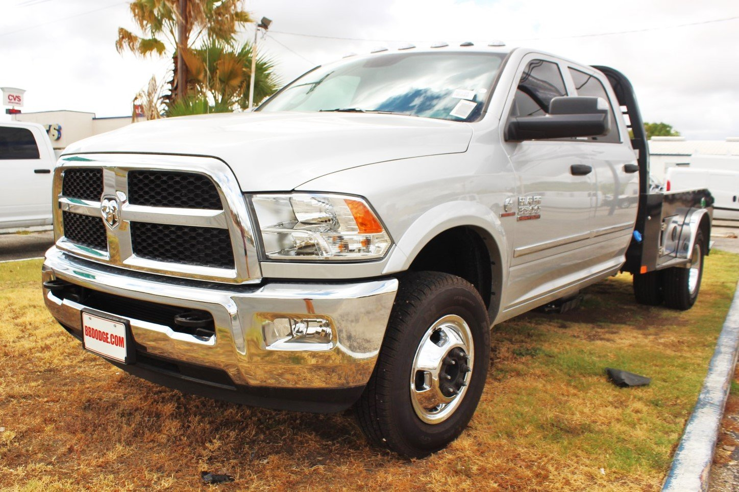 2018 Ram 3500 Crew Cab DRW 4x4,  Hauler Body #TG271328 - photo 4