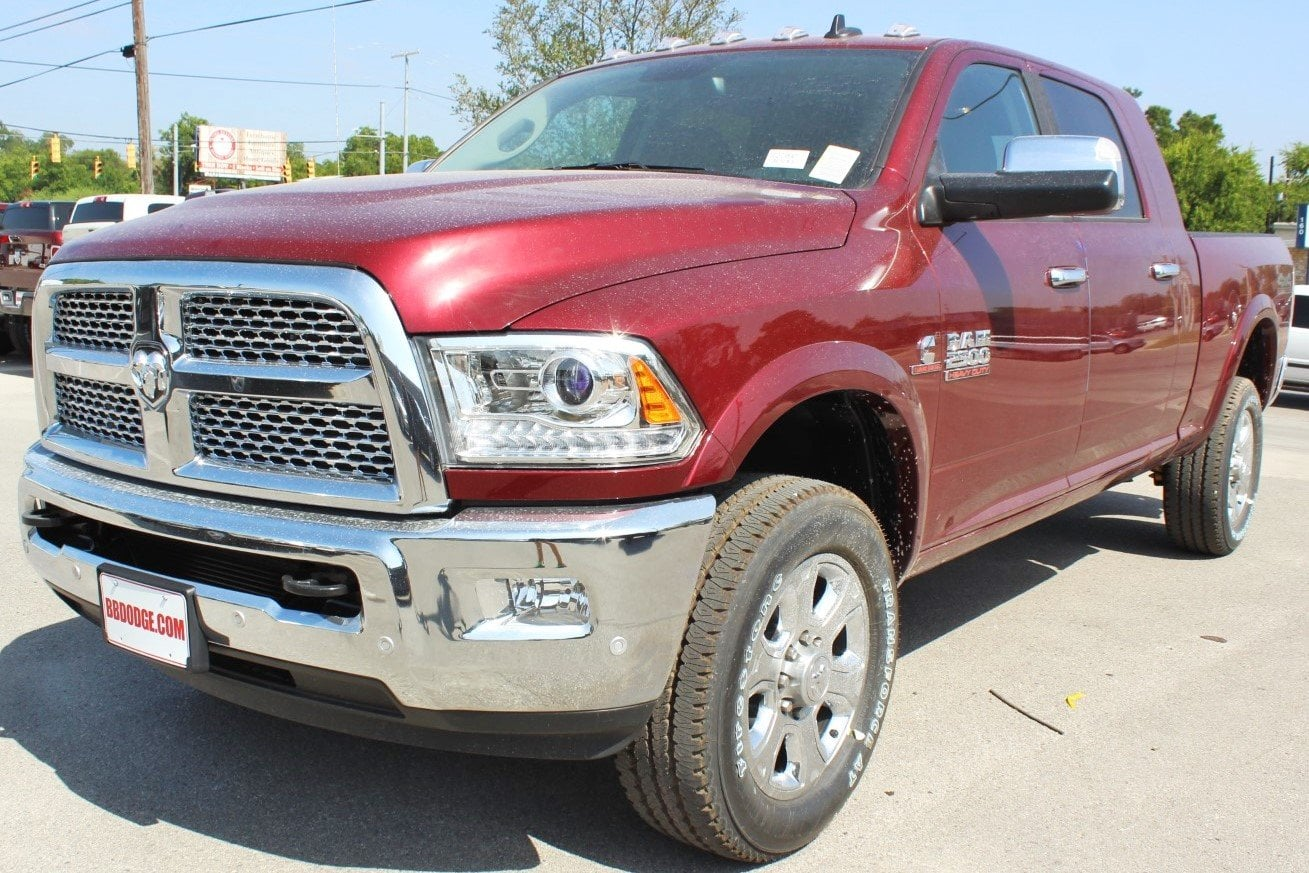 2018 Ram 2500 Mega Cab 4x4,  Pickup #TG273547 - photo 3