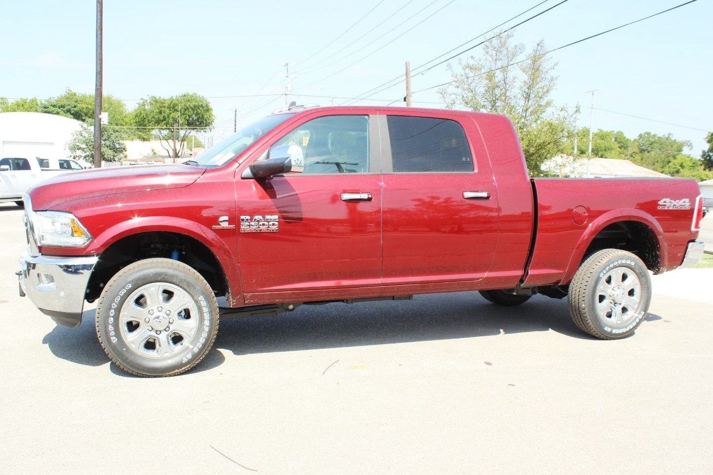 2018 Ram 2500 Mega Cab 4x4,  Pickup #TG273547 - photo 4