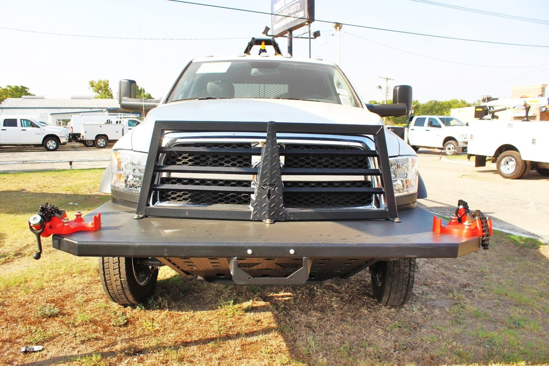 2018 Ram 5500 Crew Cab DRW 4x4,  Pick-Up Pals Hooklift Body #TG284915 - photo 4