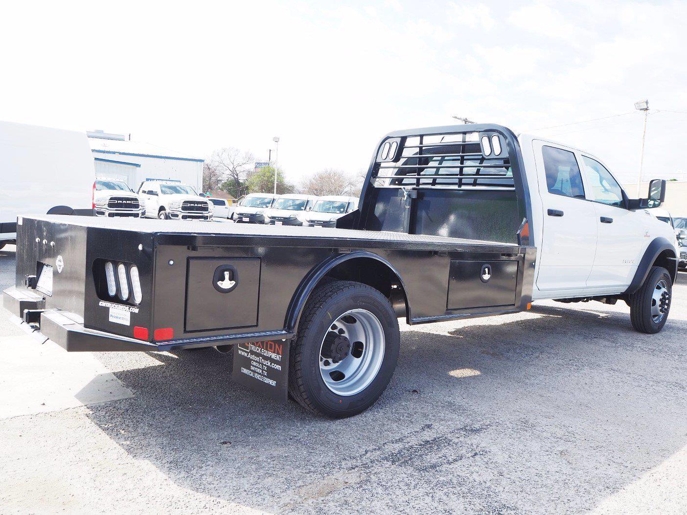 2020 Ram 5500 Crew Cab DRW 4x4, CM Truck Beds Platform Body #TG288995 - photo 1