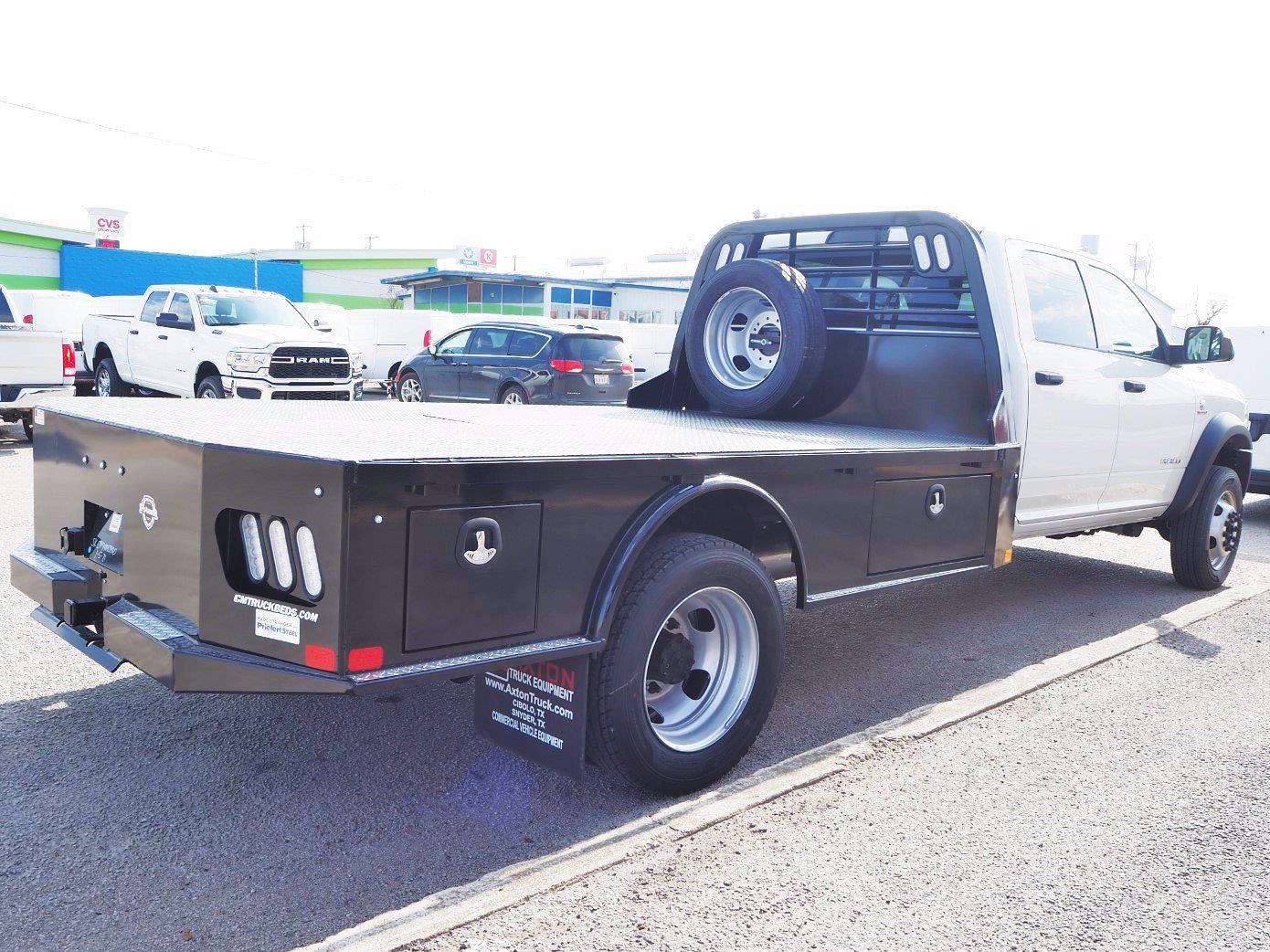 2020 Ram 5500 Crew Cab DRW 4x4, CM Truck Beds Platform Body #TG288996 - photo 1
