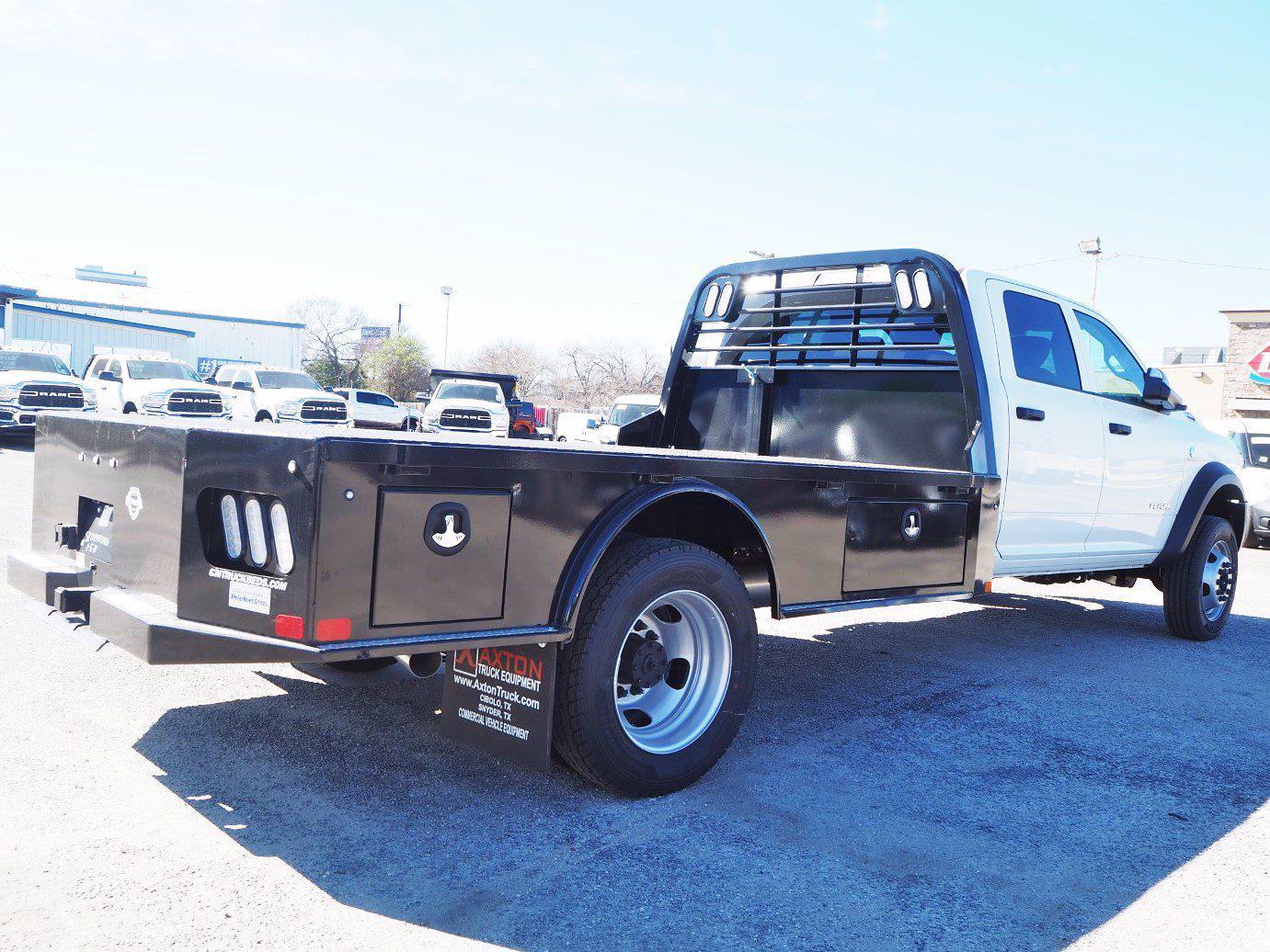 2020 Ram 5500 Crew Cab DRW 4x4, CM Truck Beds Platform Body #TG289001 - photo 1