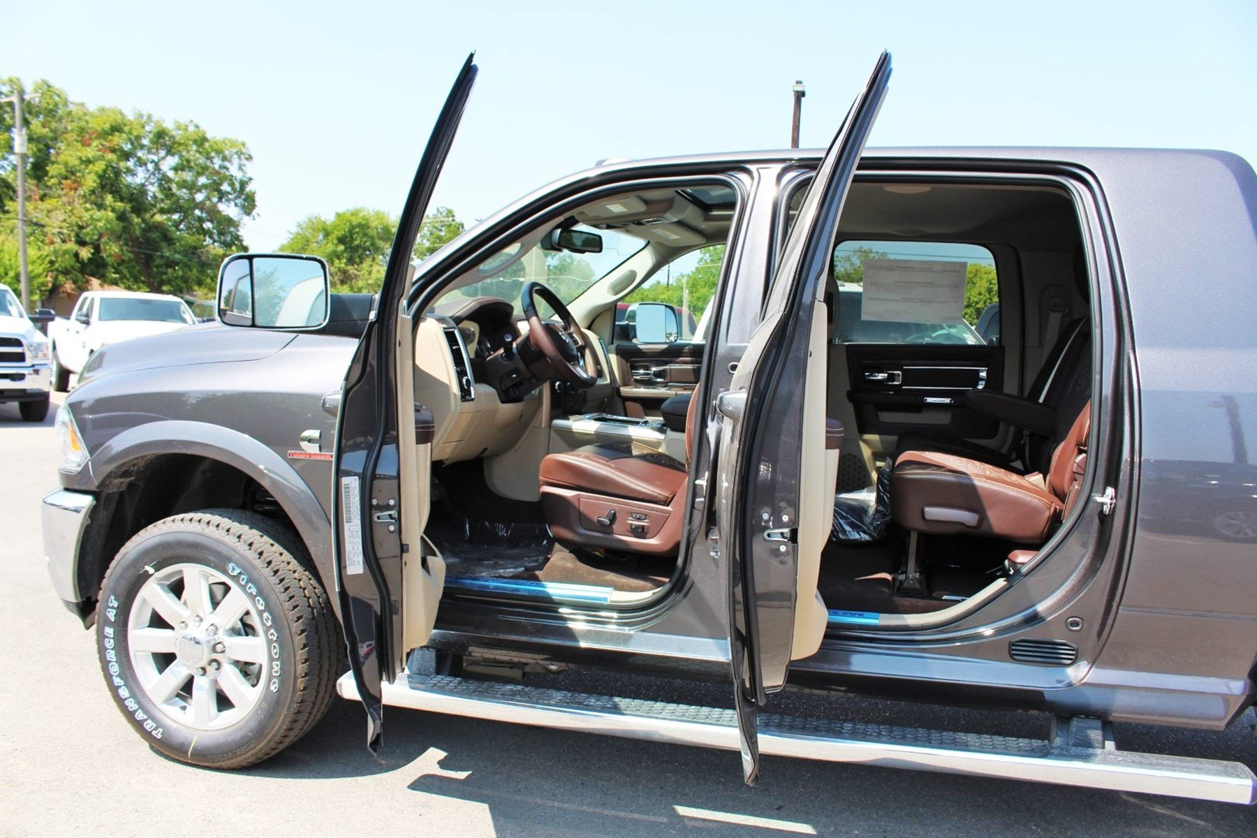 2018 Ram 2500 Mega Cab 4x4,  Pickup #TG290843 - photo 13