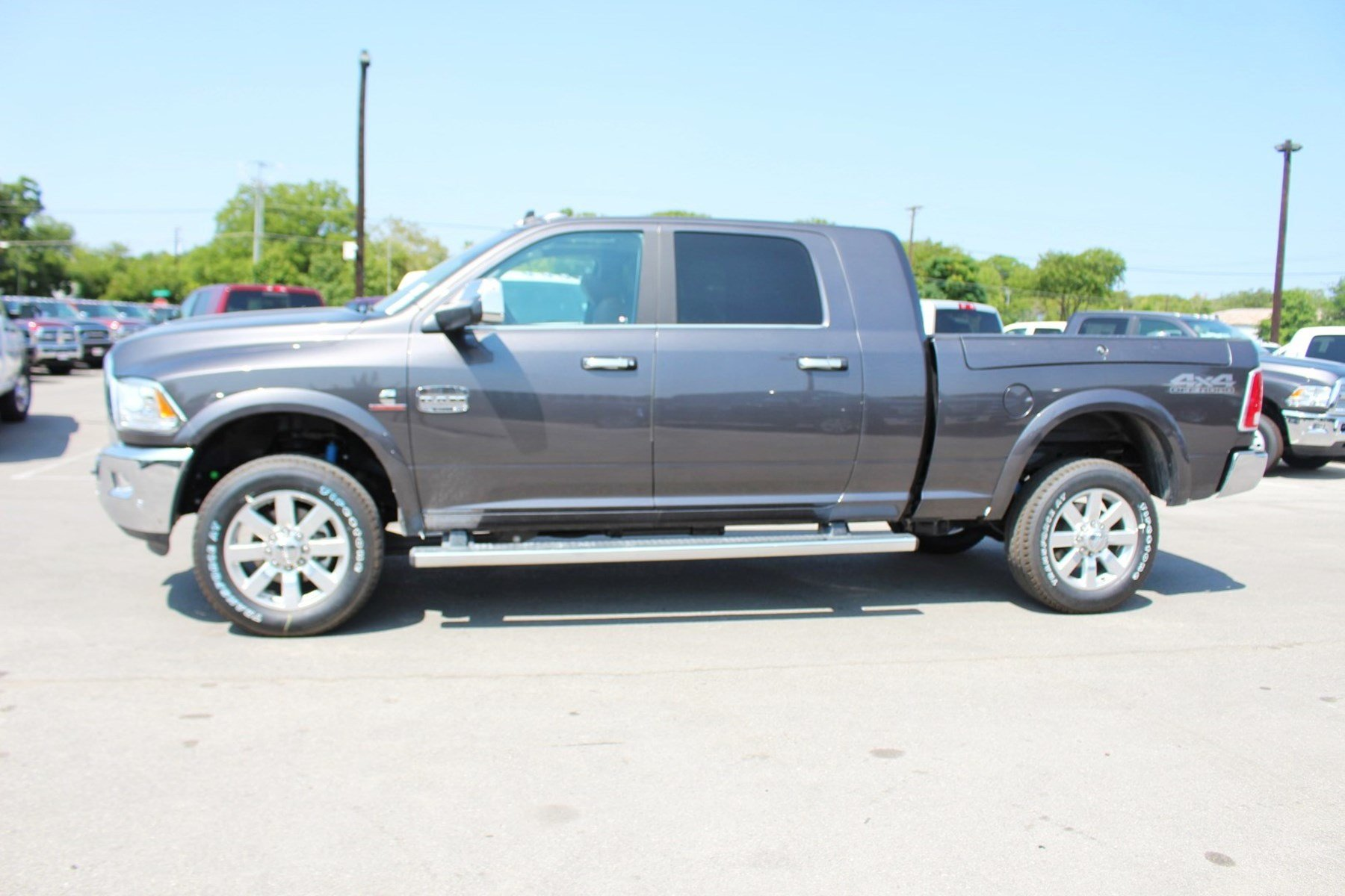 2018 Ram 2500 Mega Cab 4x4,  Pickup #TG290843 - photo 3