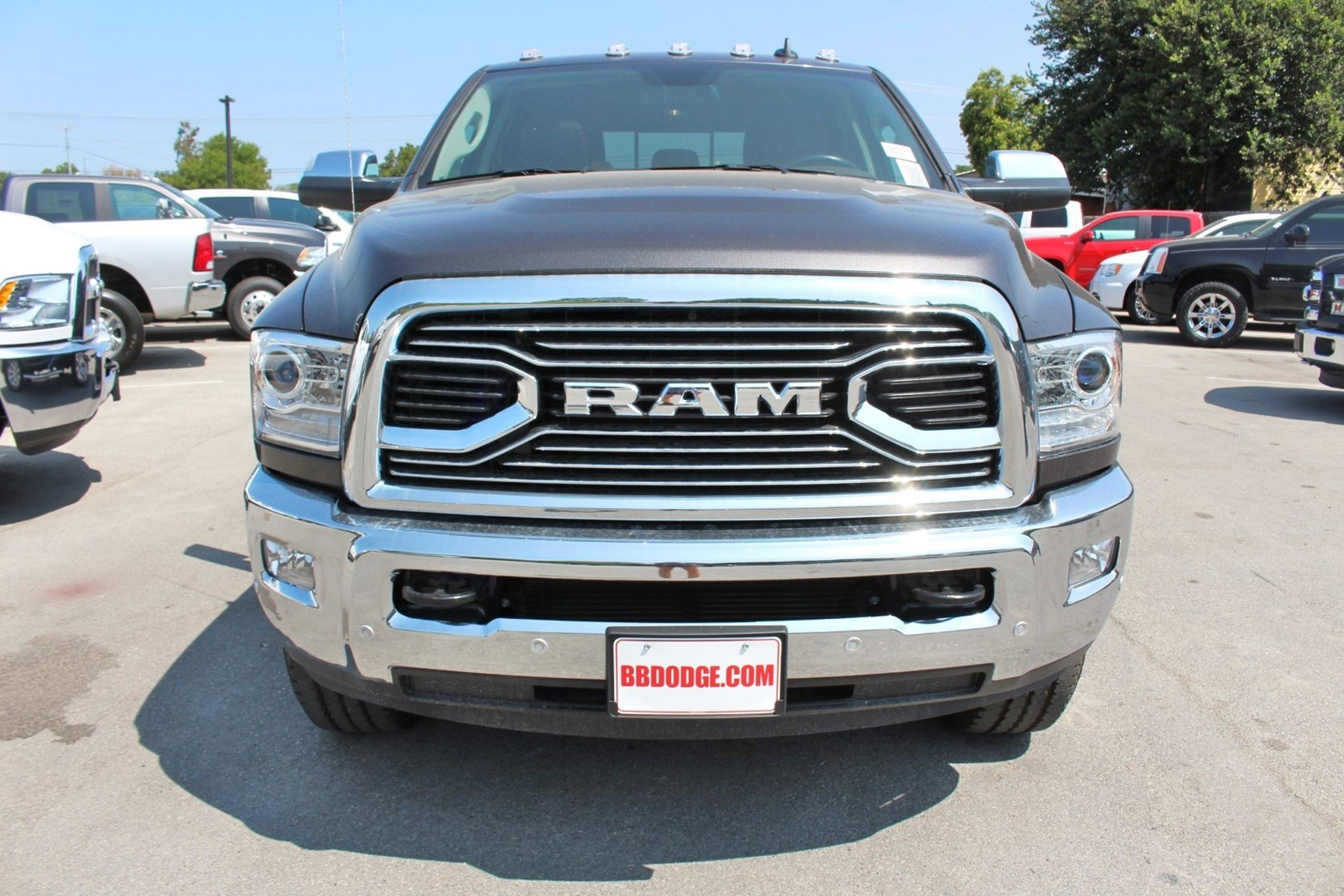 2018 Ram 2500 Mega Cab 4x4,  Pickup #TG290843 - photo 4