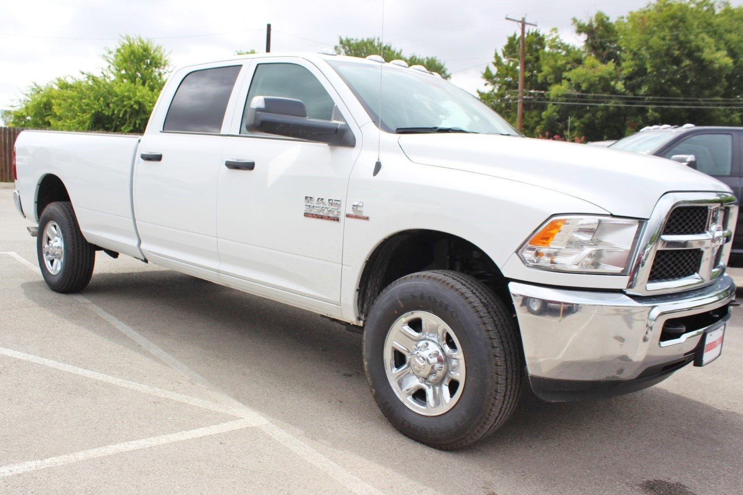 2018 Ram 3500 Crew Cab 4x4,  Pickup #TG292469 - photo 1