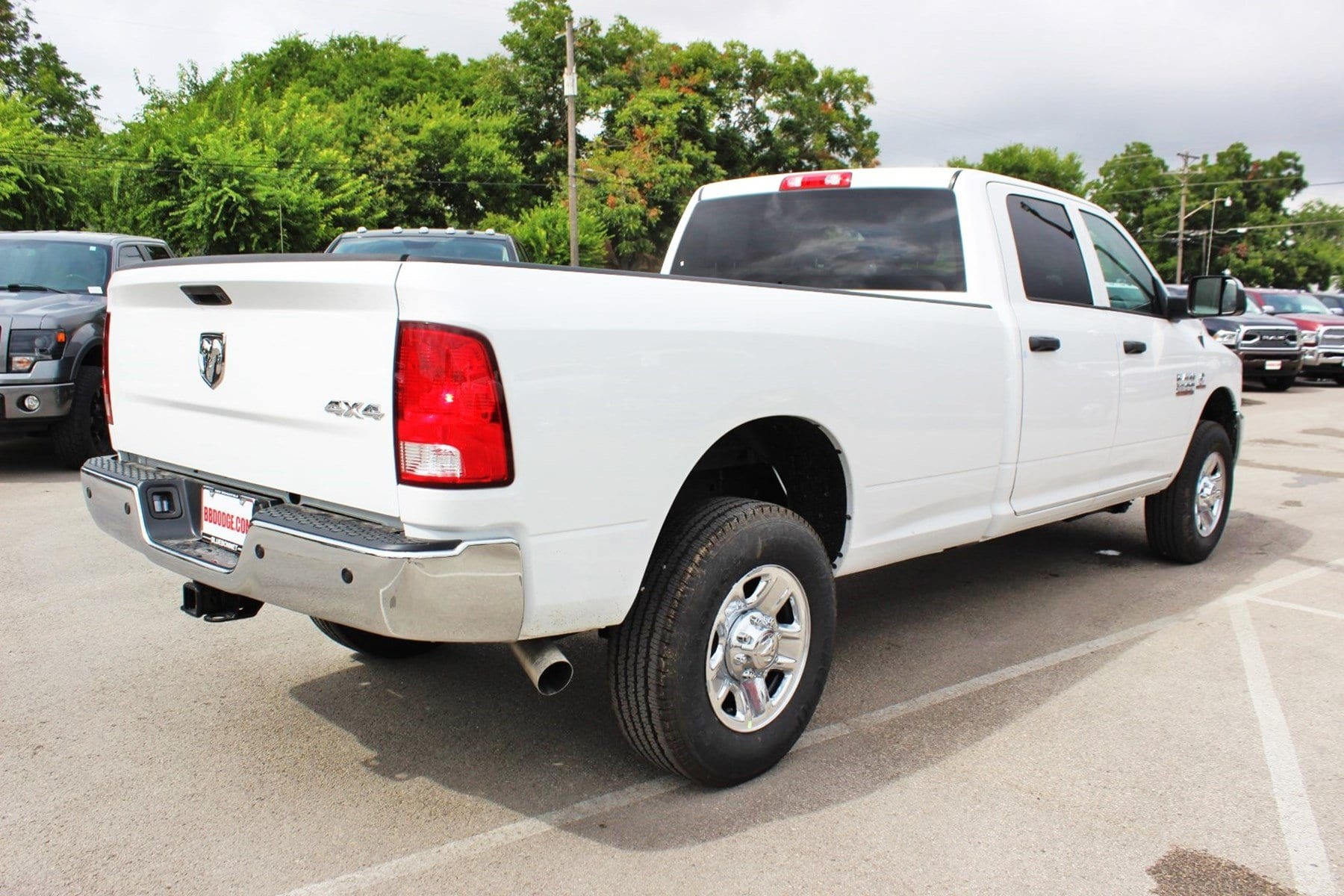 2018 Ram 3500 Crew Cab 4x4,  Pickup #TG292469 - photo 2