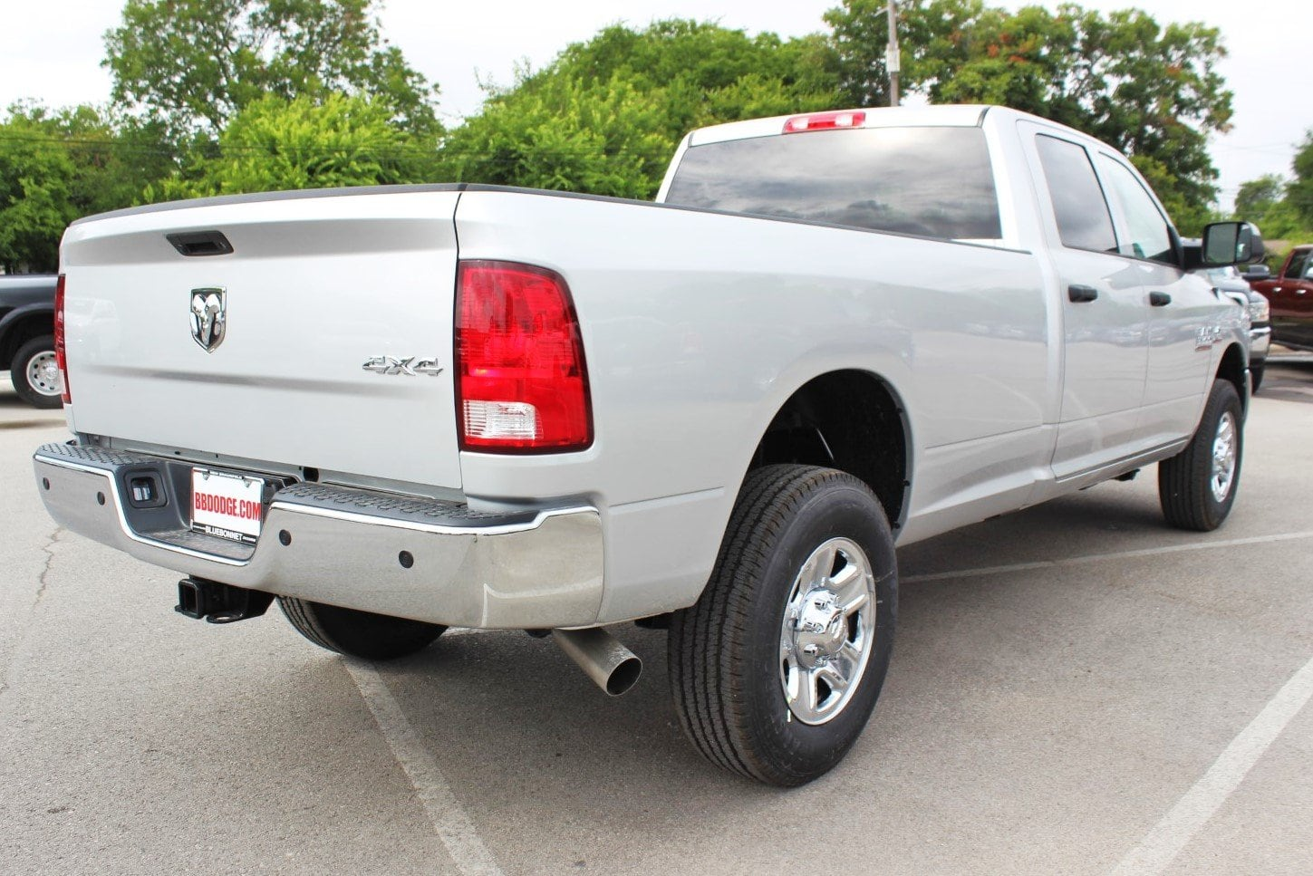 2018 Ram 3500 Crew Cab 4x4,  Pickup #TG299179 - photo 2