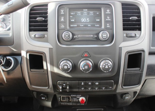 2016 Ram 5500 Regular Cab DRW 4x4, Knapheide Service Body #TG299942 - photo 9