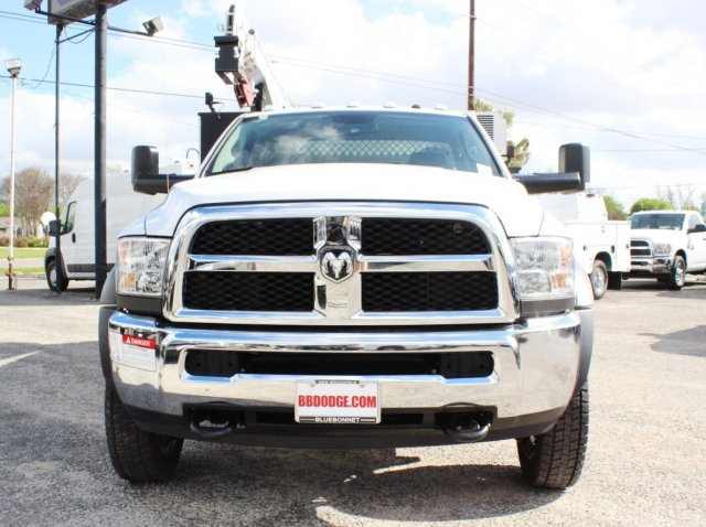 2016 Ram 5500 Regular Cab DRW 4x4, Knapheide Service Body #TG299942 - photo 4