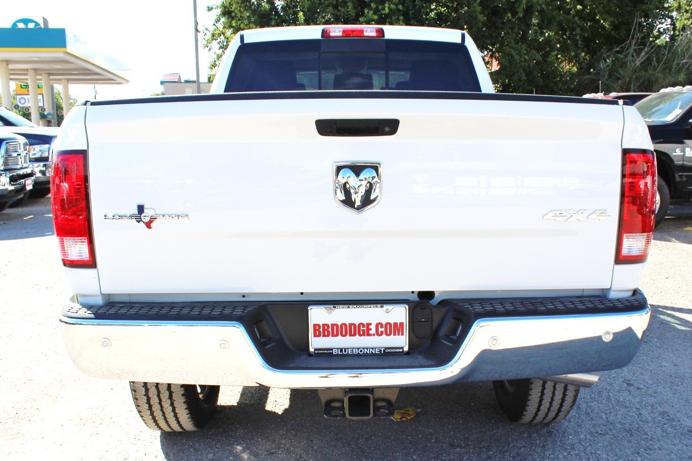 2018 Ram 2500 Mega Cab 4x4,  Pickup #TG303884 - photo 11