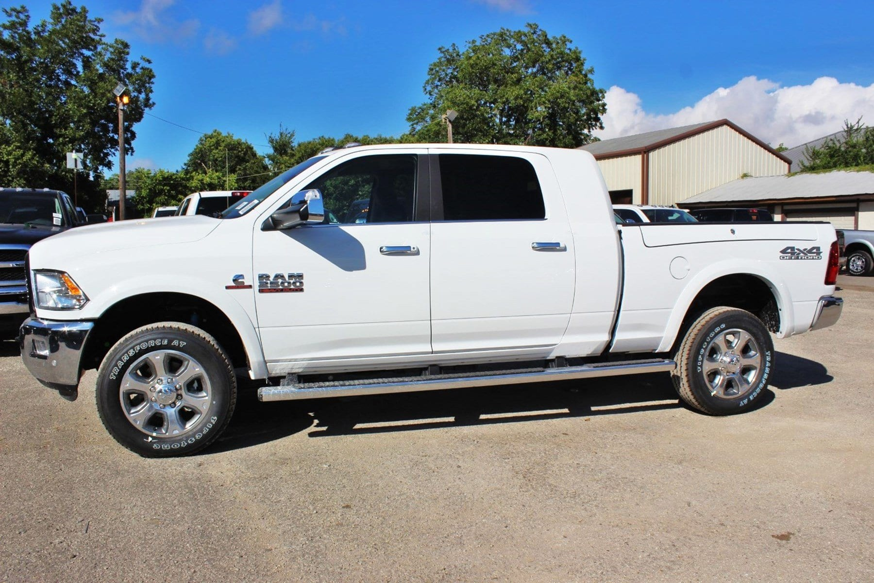 2018 Ram 2500 Mega Cab 4x4,  Pickup #TG303884 - photo 4