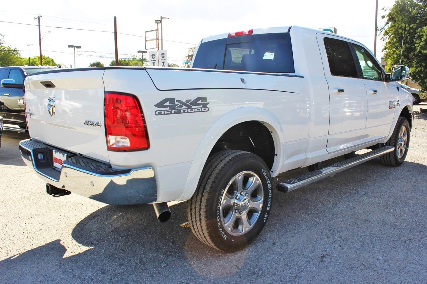 2018 Ram 2500 Mega Cab 4x4,  Pickup #TG303884 - photo 2