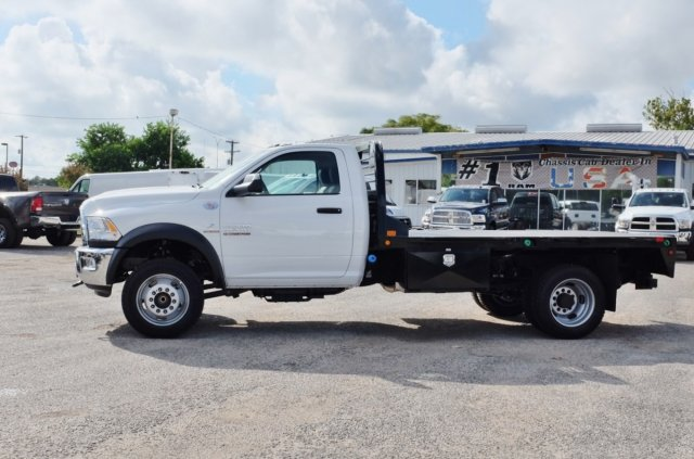 2016 Ram 4500 Regular Cab DRW, CM Truck Beds Flatbed #TG315354 - photo 3