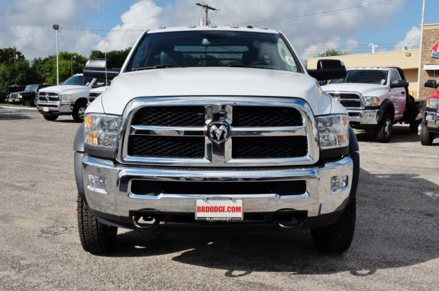 2016 Ram 4500 Regular Cab DRW, CM Truck Beds Flatbed #TG315354 - photo 4