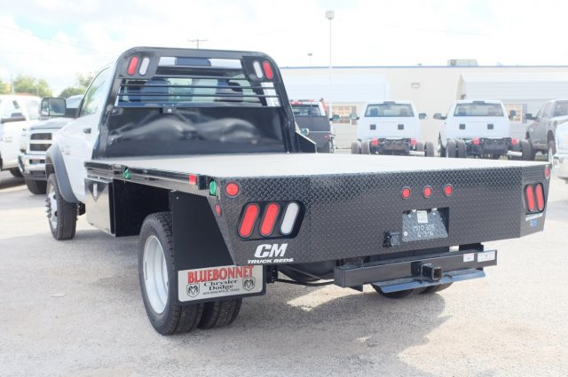 2016 Ram 4500 Regular Cab DRW, CM Truck Beds Flatbed #TG315354 - photo 2