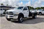2016 Ram 4500 Regular Cab DRW, CM Truck Beds Flatbed #TG315354 - photo 1