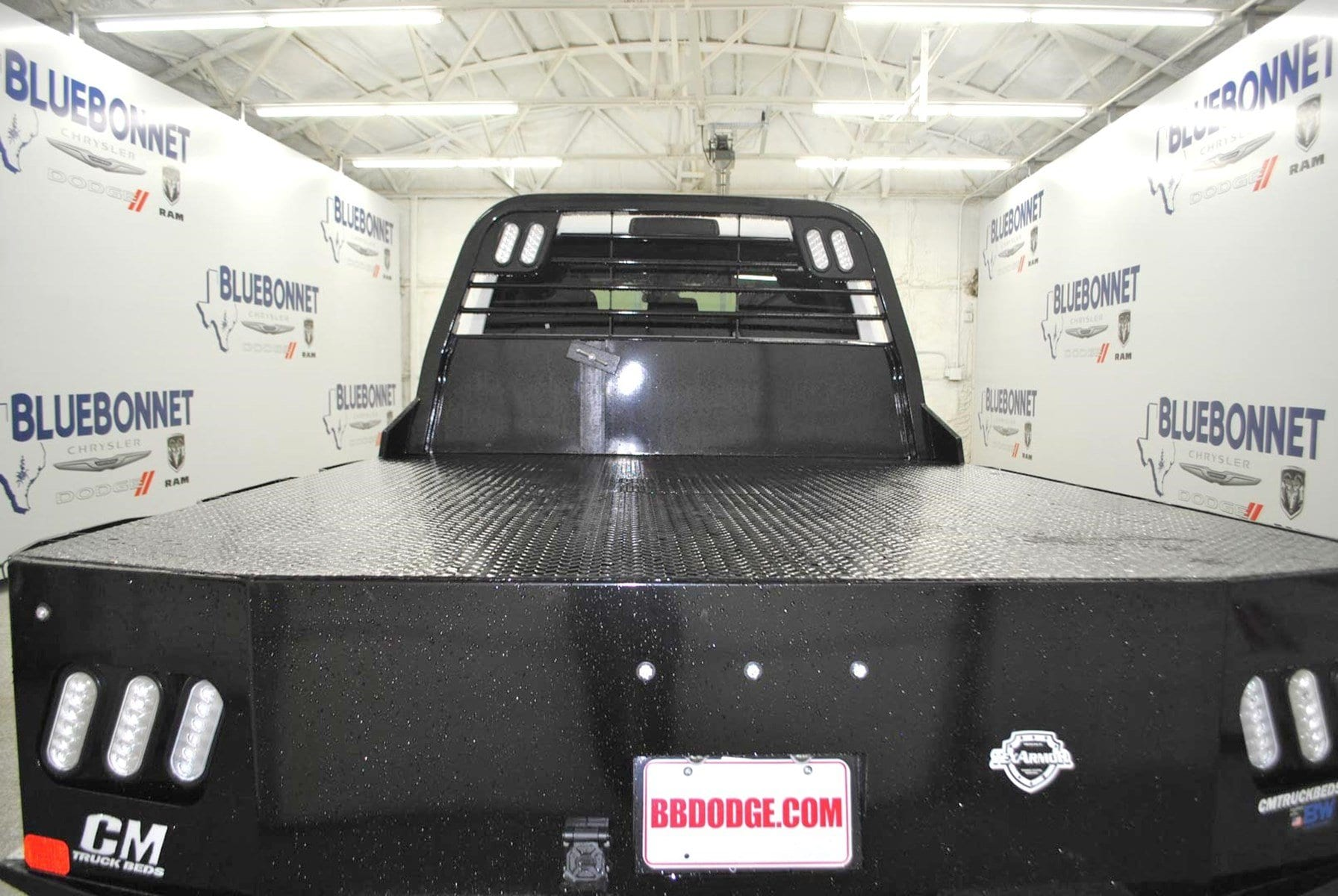 2018 Ram 3500 Crew Cab DRW 4x4,  CM Truck Beds Flatbed #TG325337 - photo 13