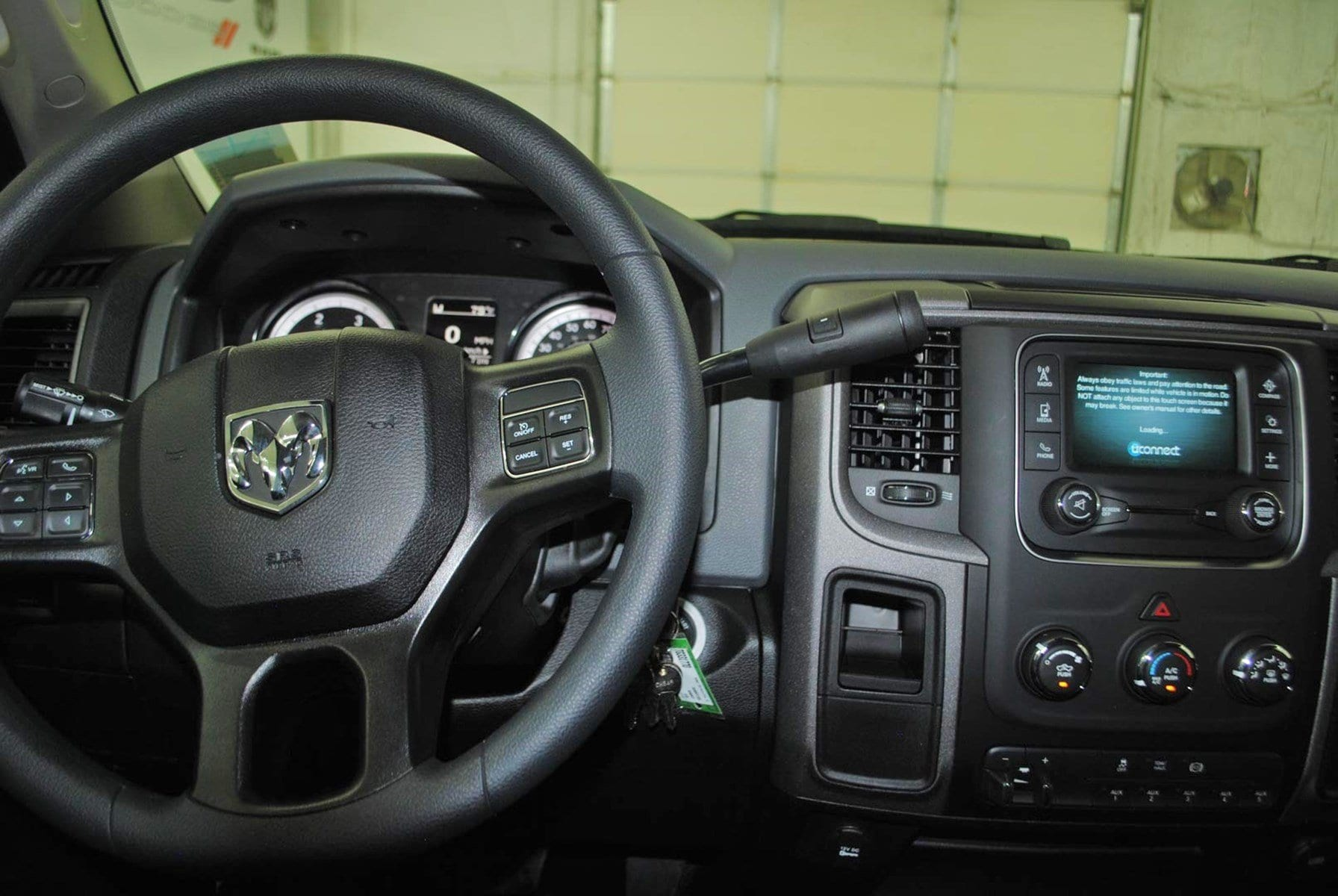 2018 Ram 3500 Crew Cab DRW 4x4,  Bedrock Flatbed #TG331770 - photo 6
