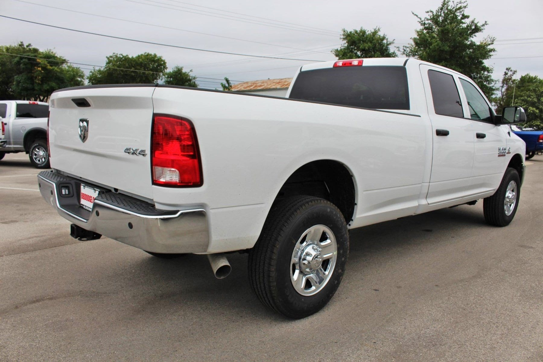 2018 Ram 2500 Crew Cab 4x4,  Pickup #TG336797 - photo 2