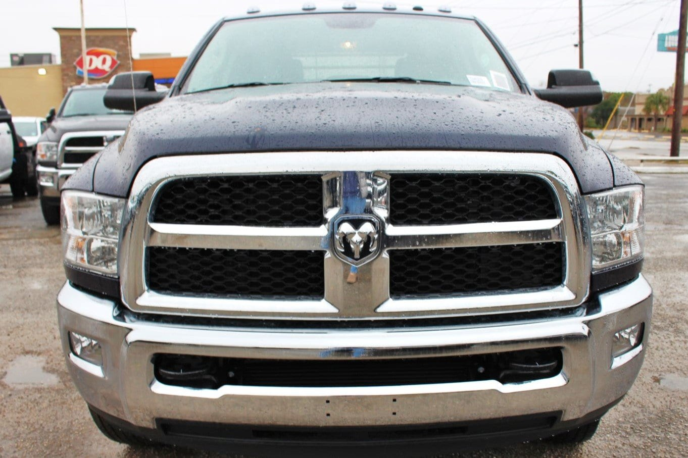 2018 Ram 3500 Crew Cab DRW 4x4,  CM Truck Beds Flatbed #TG340202 - photo 5