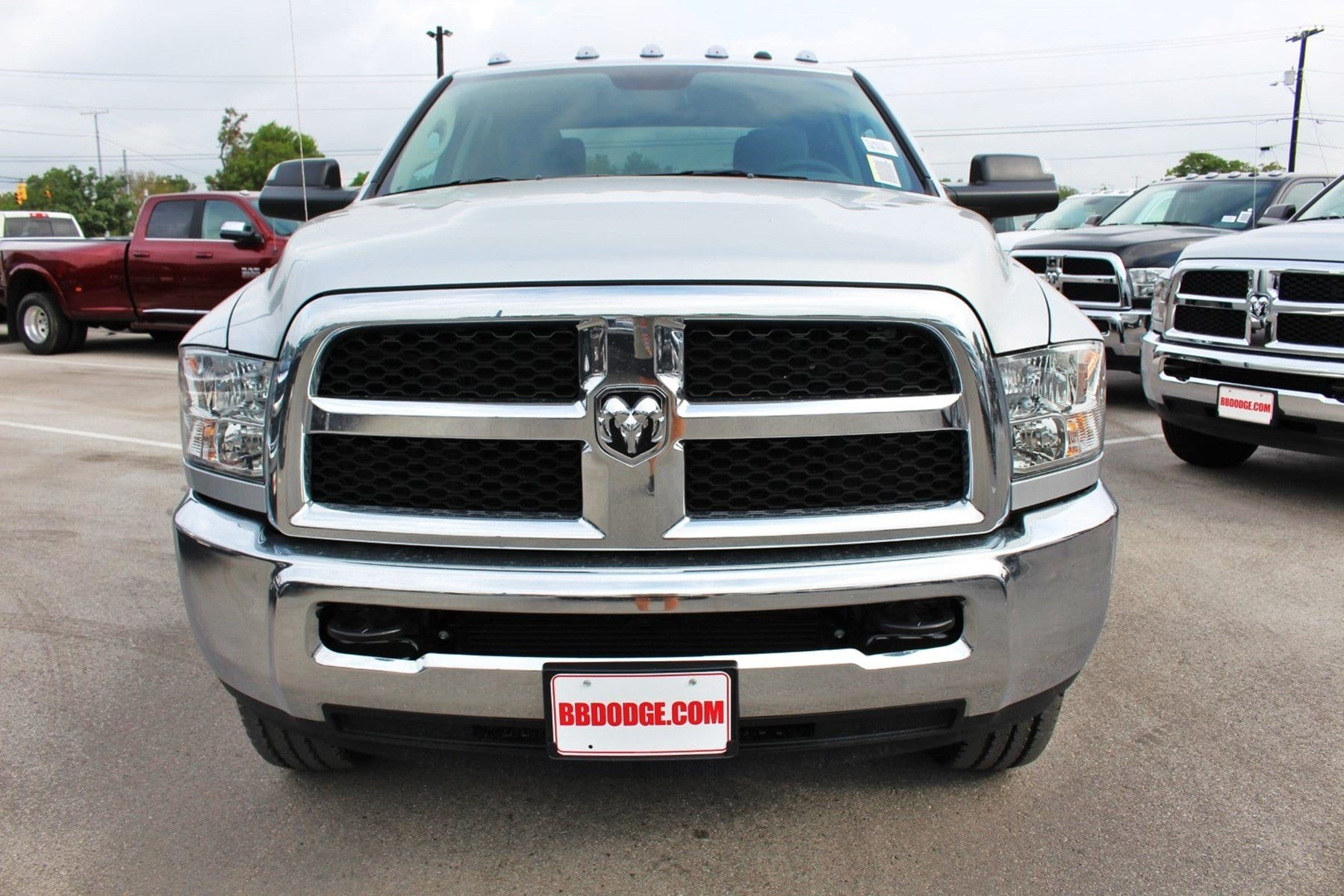 2018 Ram 2500 Crew Cab 4x4,  Pickup #TG342331 - photo 5