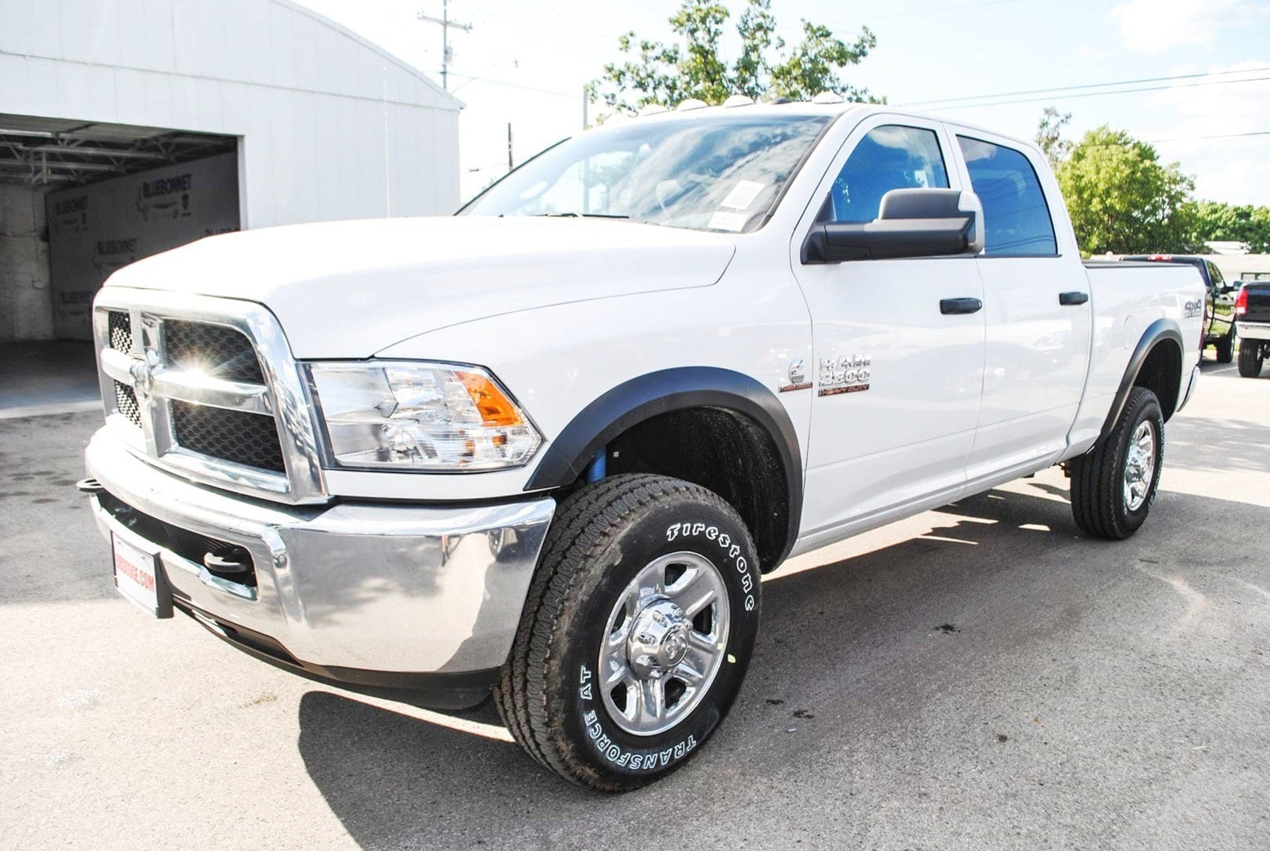 2018 Ram 2500 Crew Cab 4x4,  Pickup #TG342335 - photo 1