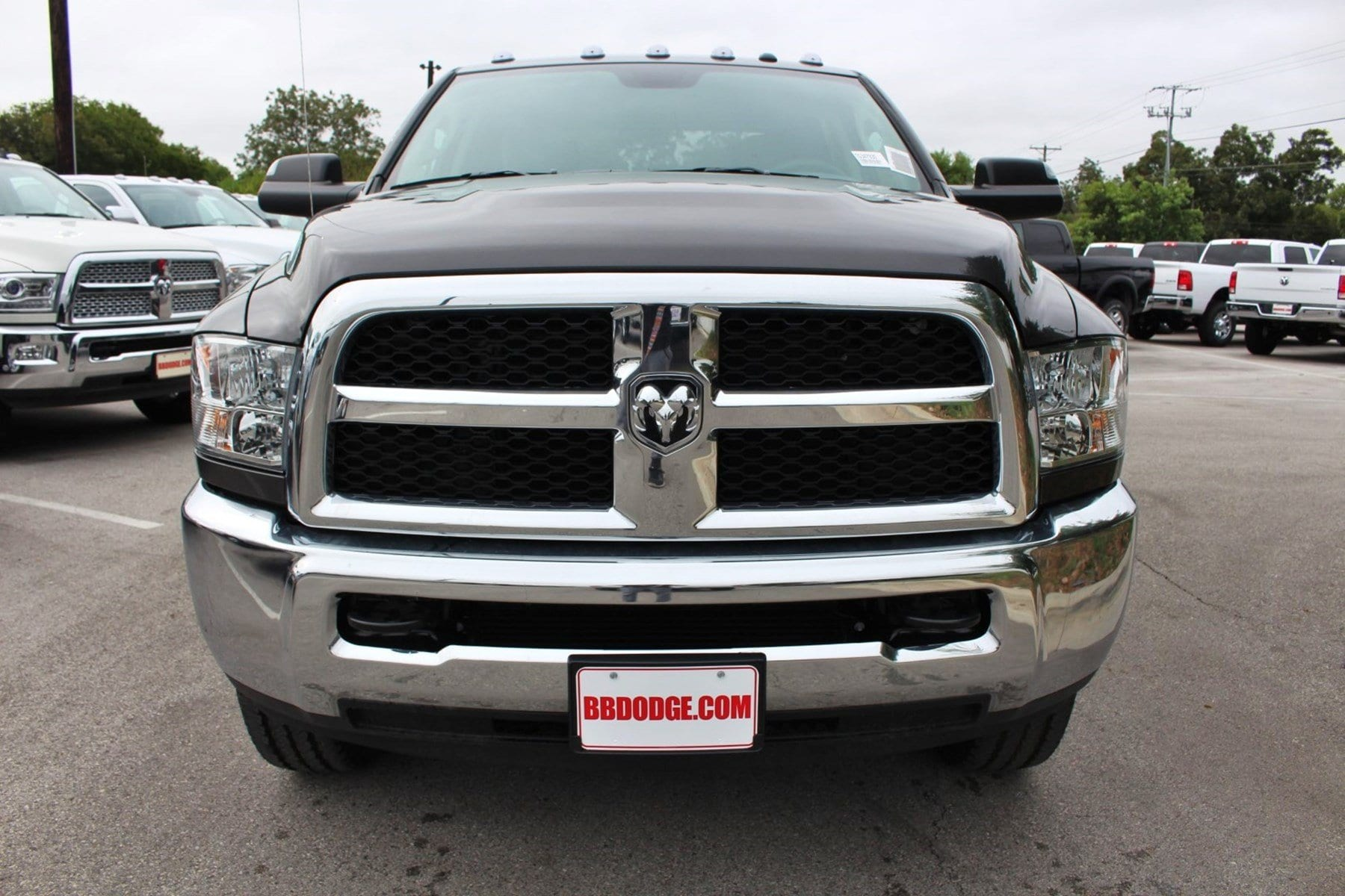 2018 Ram 2500 Crew Cab 4x4,  Pickup #TG347930 - photo 4
