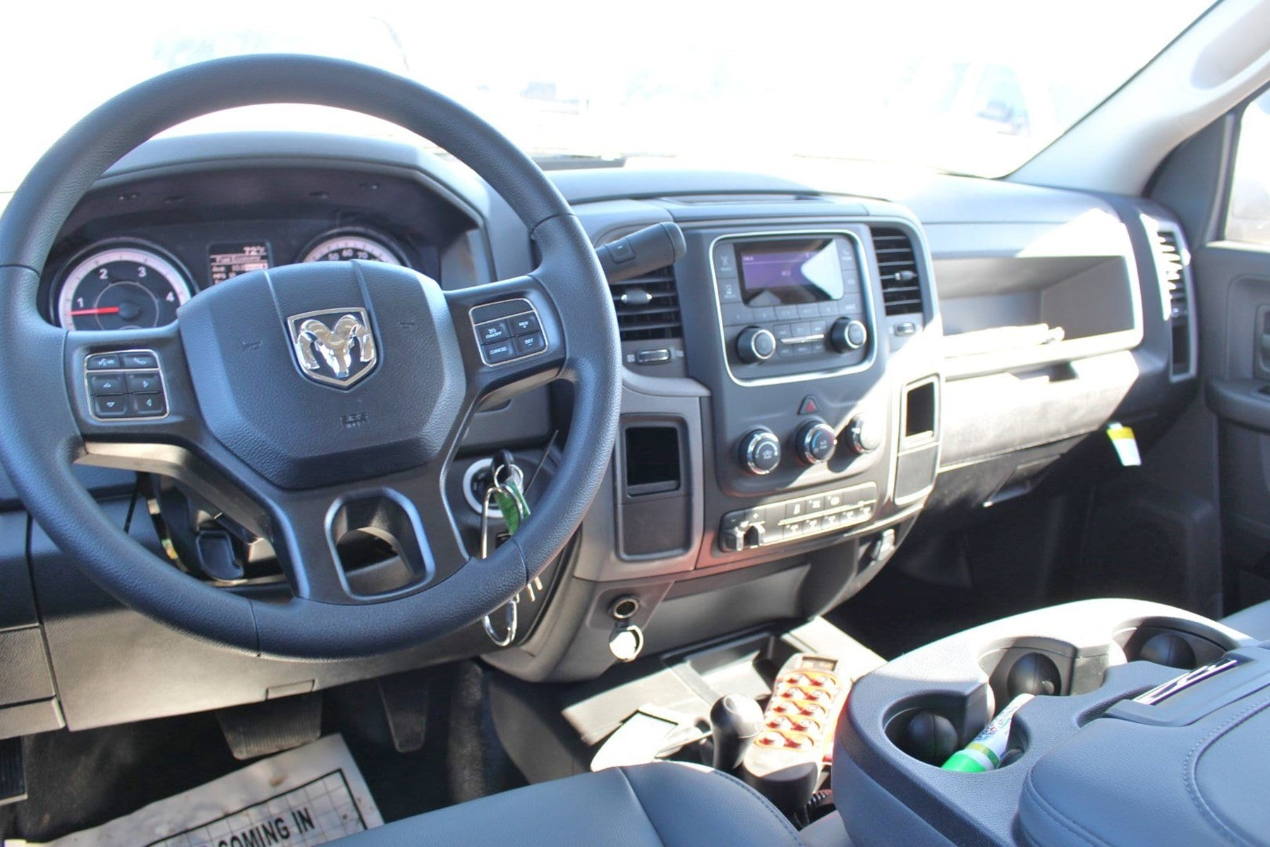2018 Ram 3500 Crew Cab DRW 4x4,  Stahl Service Body #TG362789 - photo 7