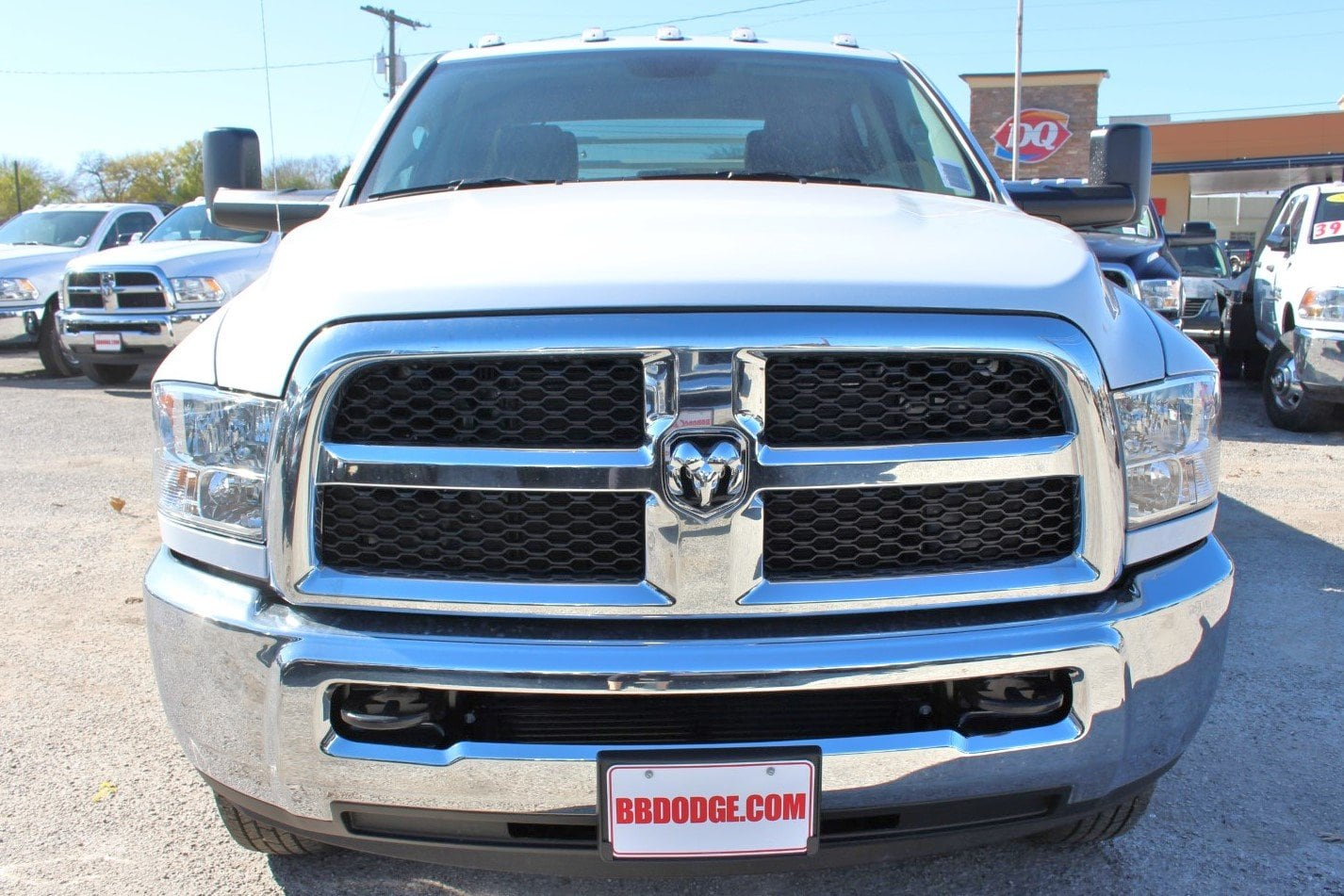 2018 Ram 3500 Crew Cab DRW 4x4,  Stahl Service Body #TG362789 - photo 5