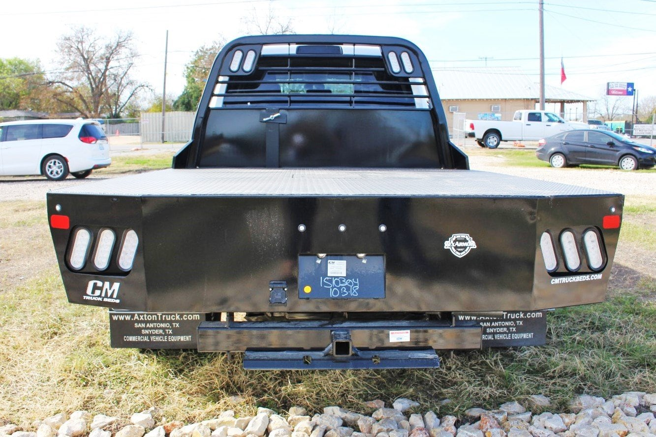2018 Ram 3500 Crew Cab DRW 4x4,  CM Truck Beds Flatbed #TG362797 - photo 11
