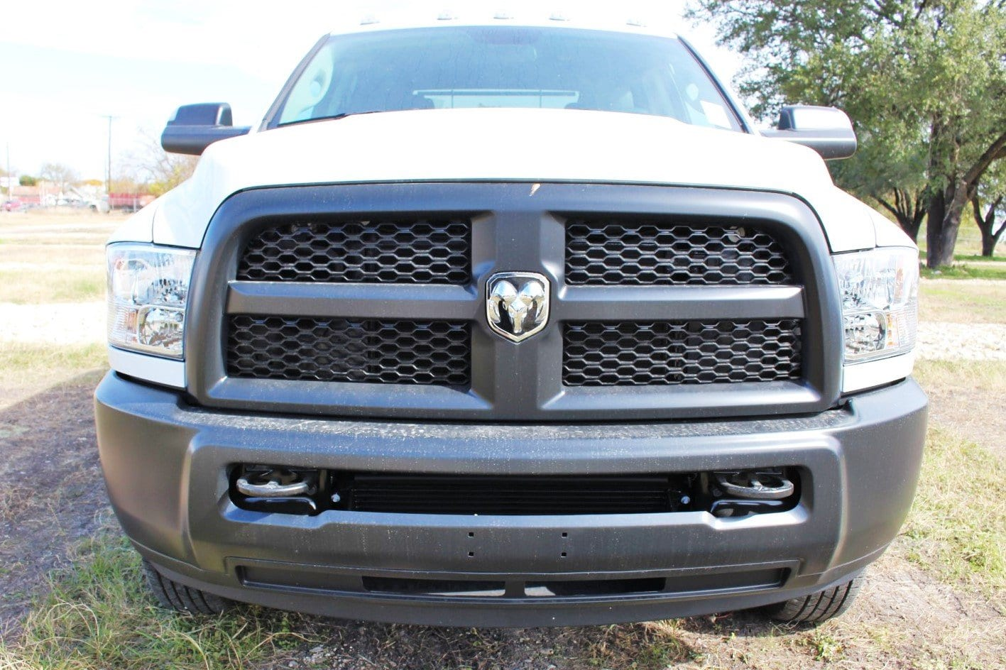 2018 Ram 3500 Crew Cab DRW 4x4,  CM Truck Beds Flatbed #TG362797 - photo 5