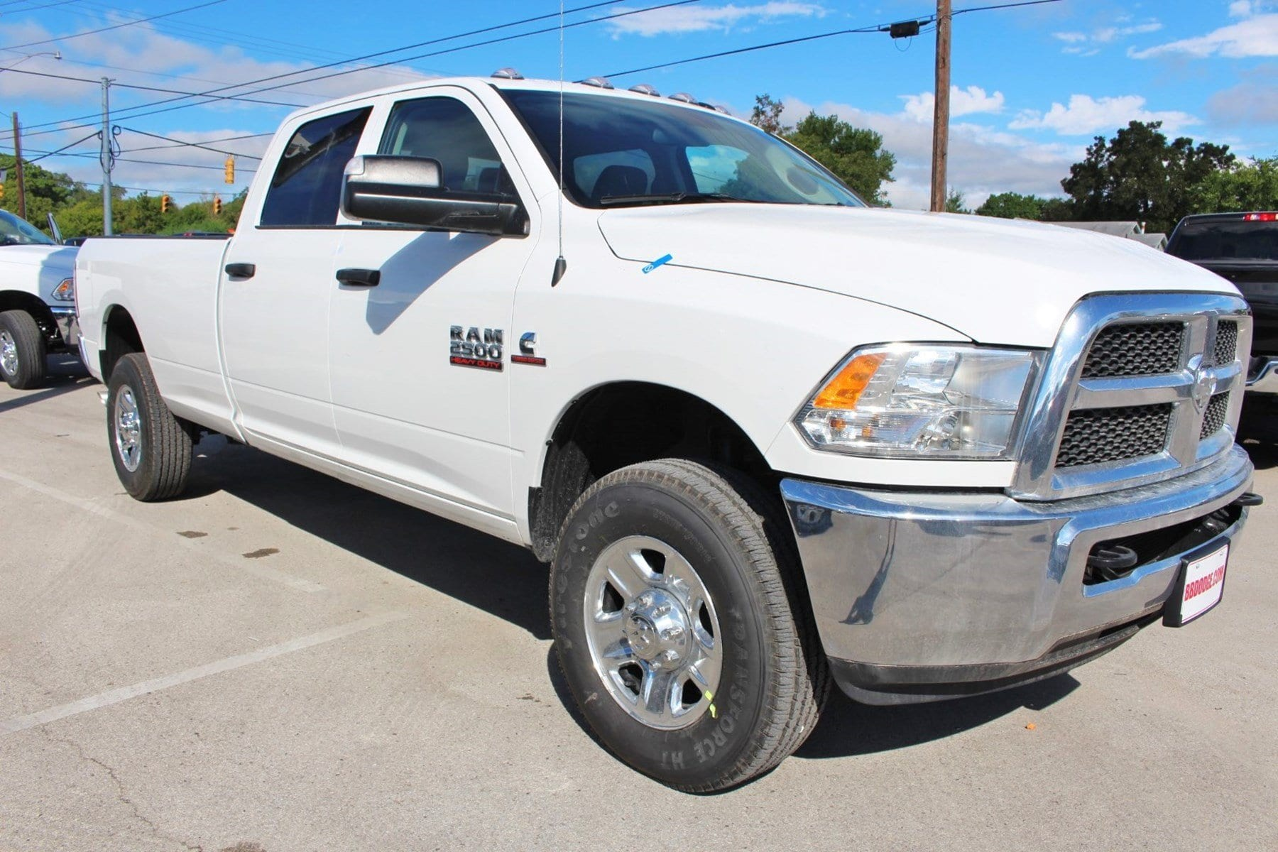 2018 Ram 2500 Crew Cab 4x4,  Pickup #TG364614 - photo 1
