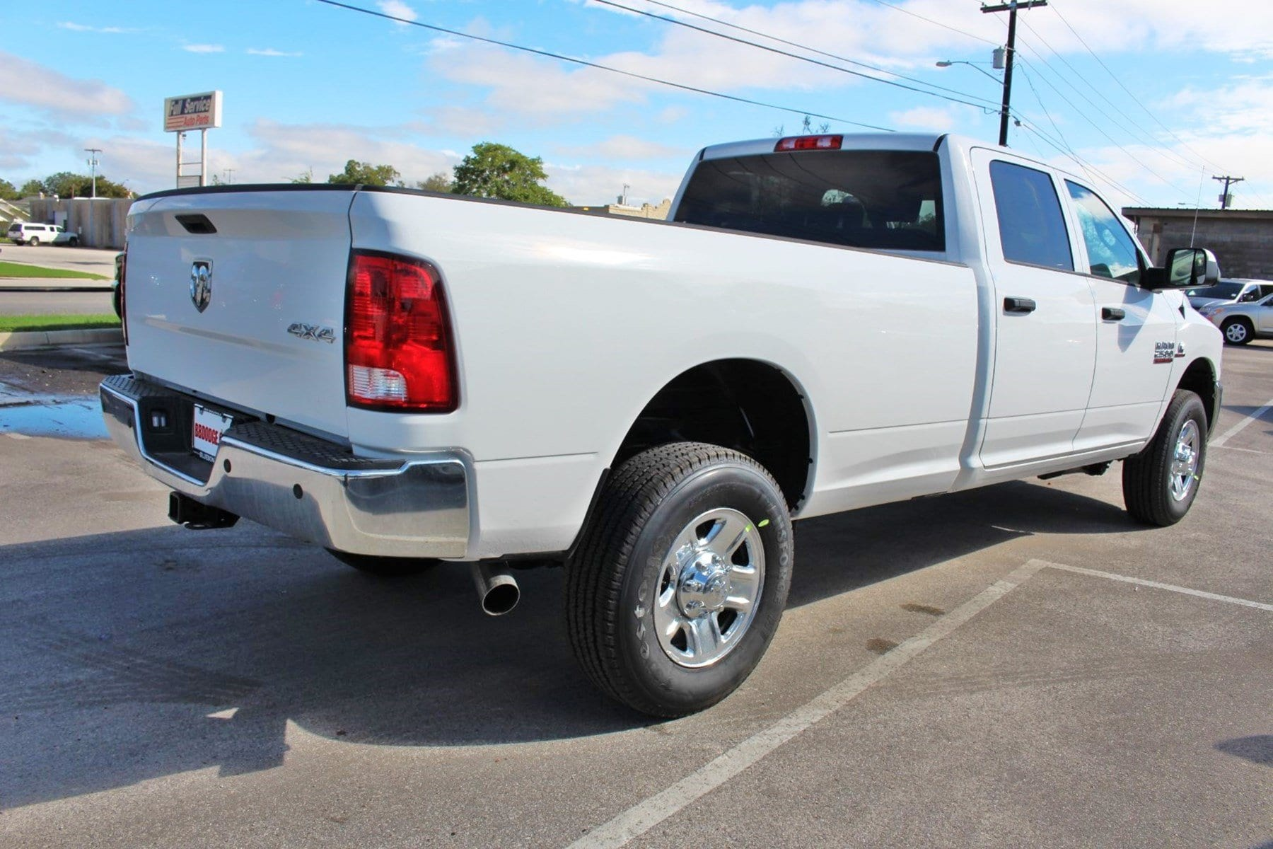 2018 Ram 2500 Crew Cab 4x4,  Pickup #TG364614 - photo 2