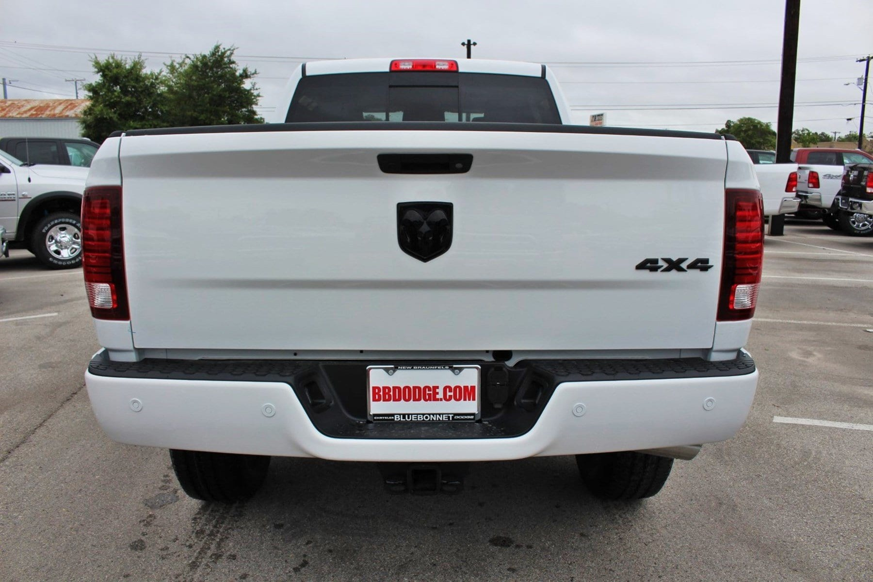 2018 Ram 2500 Mega Cab 4x4,  Pickup #TG368745 - photo 11