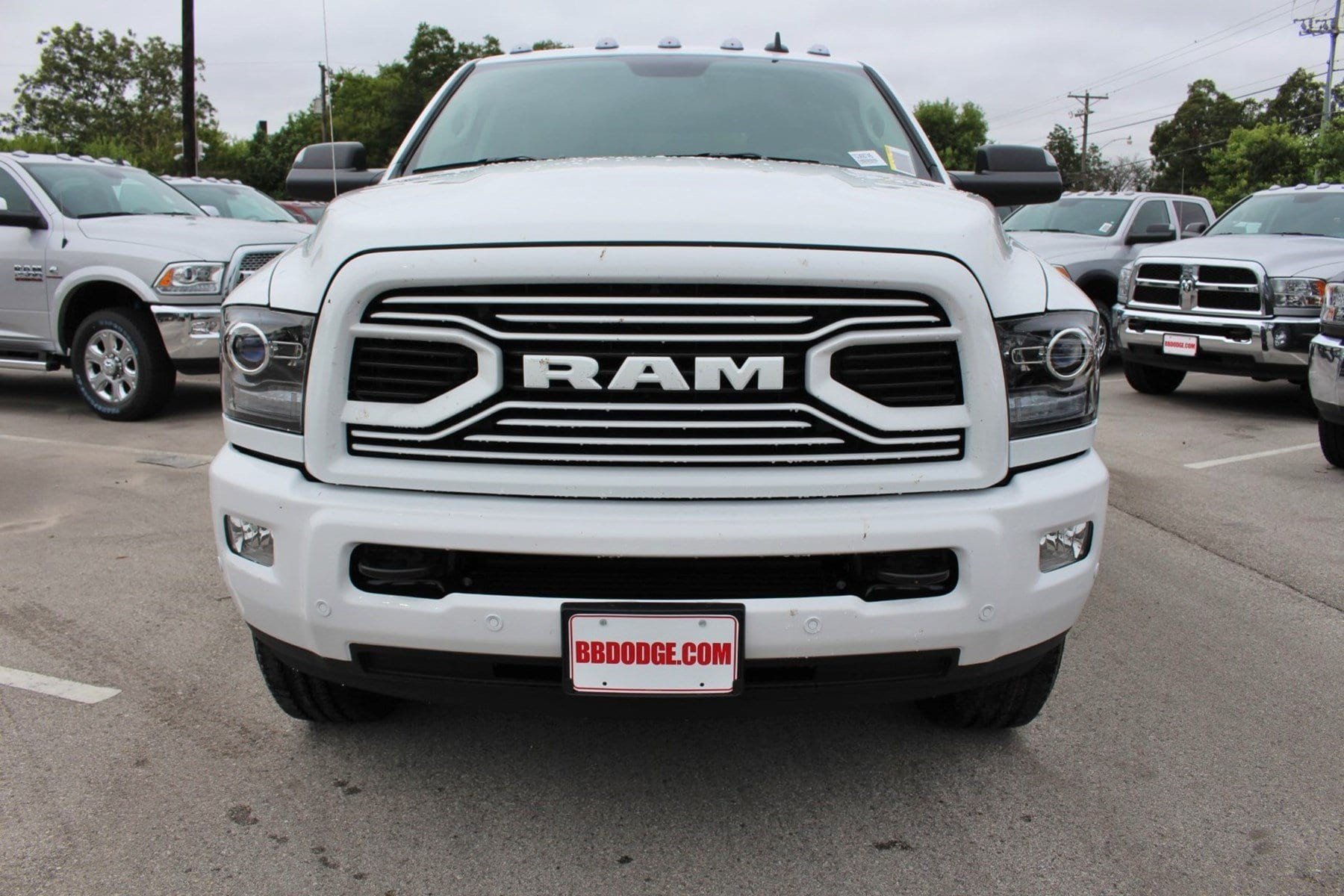 2018 Ram 2500 Mega Cab 4x4,  Pickup #TG368745 - photo 5