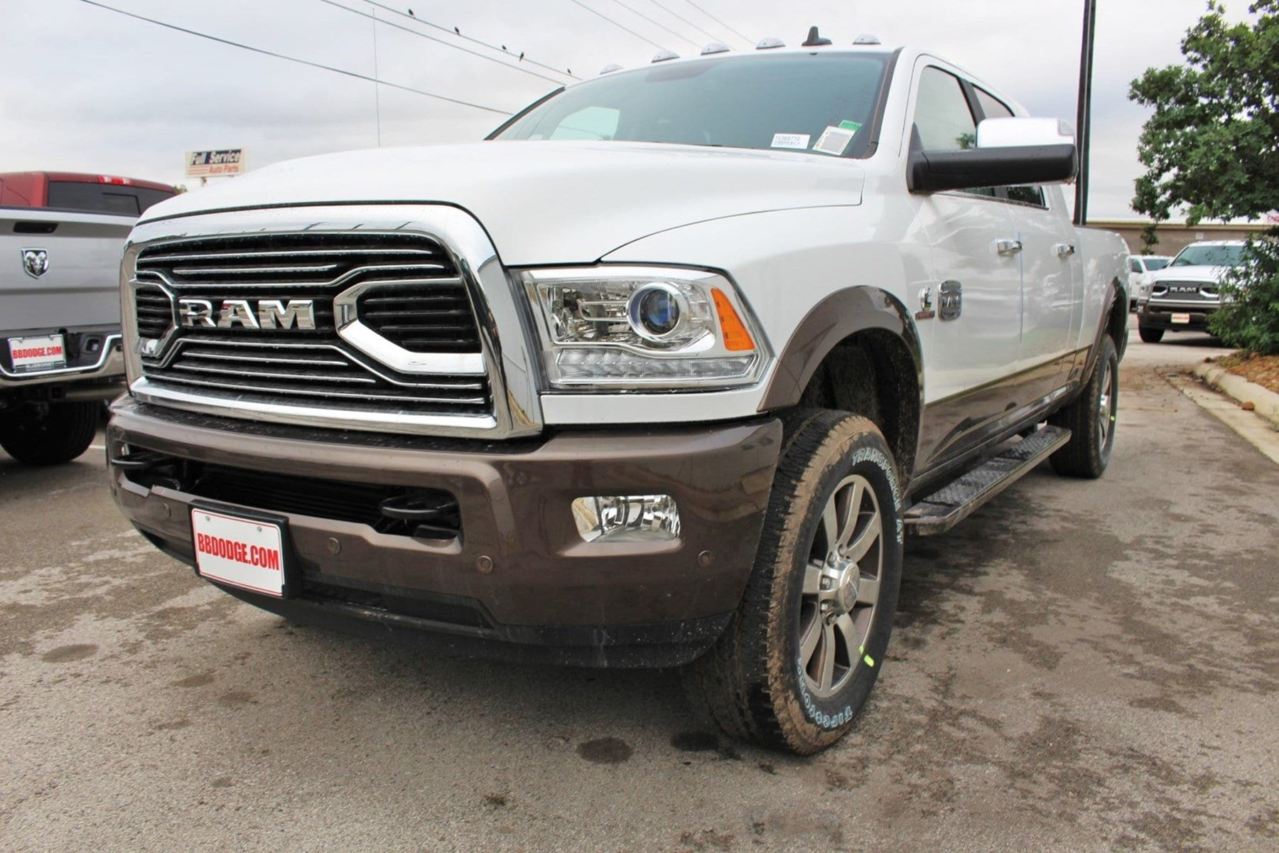 2018 Ram 2500 Mega Cab 4x4,  Pickup #TG368770 - photo 3