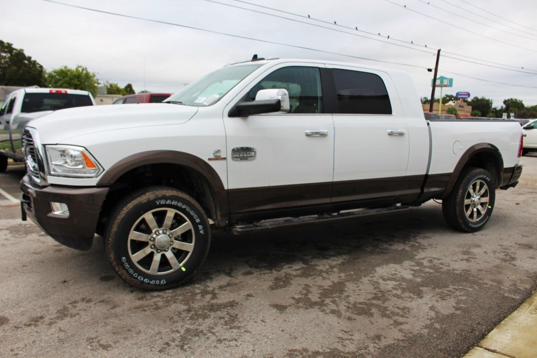 2018 Ram 2500 Mega Cab 4x4,  Pickup #TG368770 - photo 4