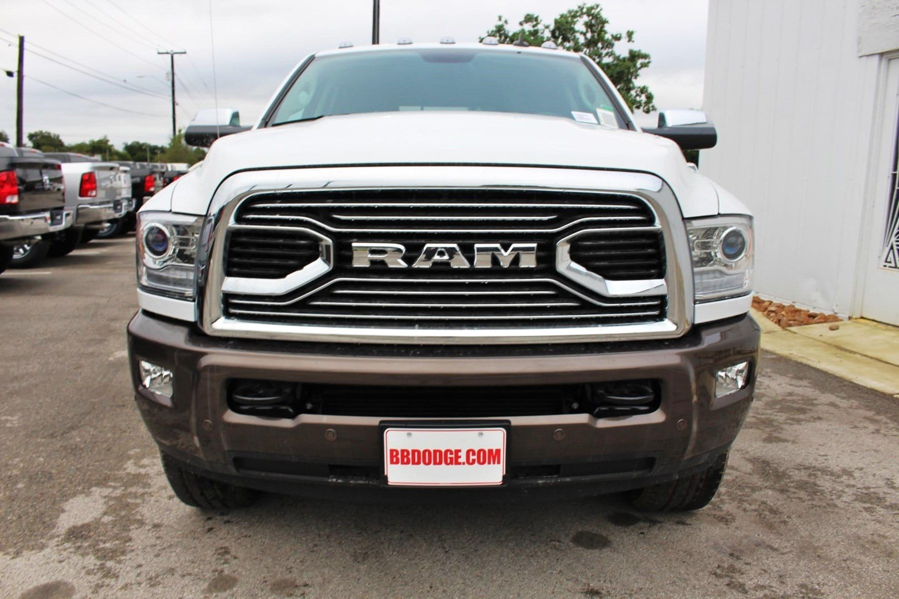 2018 Ram 2500 Mega Cab 4x4,  Pickup #TG368770 - photo 5