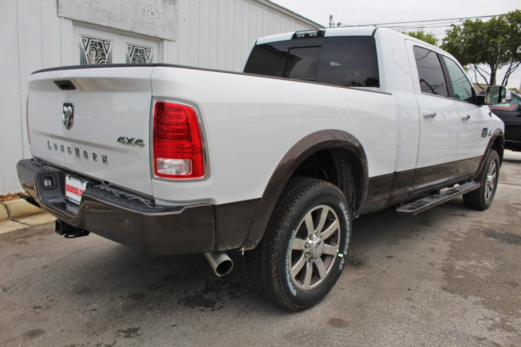 2018 Ram 2500 Mega Cab 4x4,  Pickup #TG368770 - photo 2
