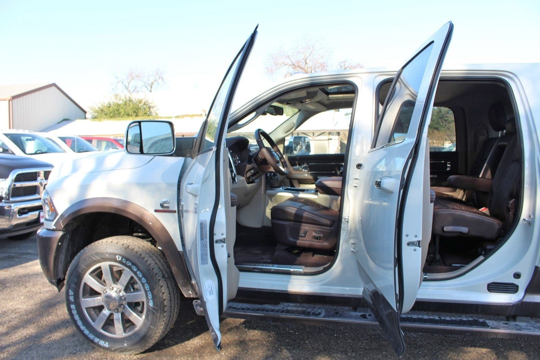 2018 Ram 2500 Mega Cab 4x4,  Pickup #TG368773 - photo 14