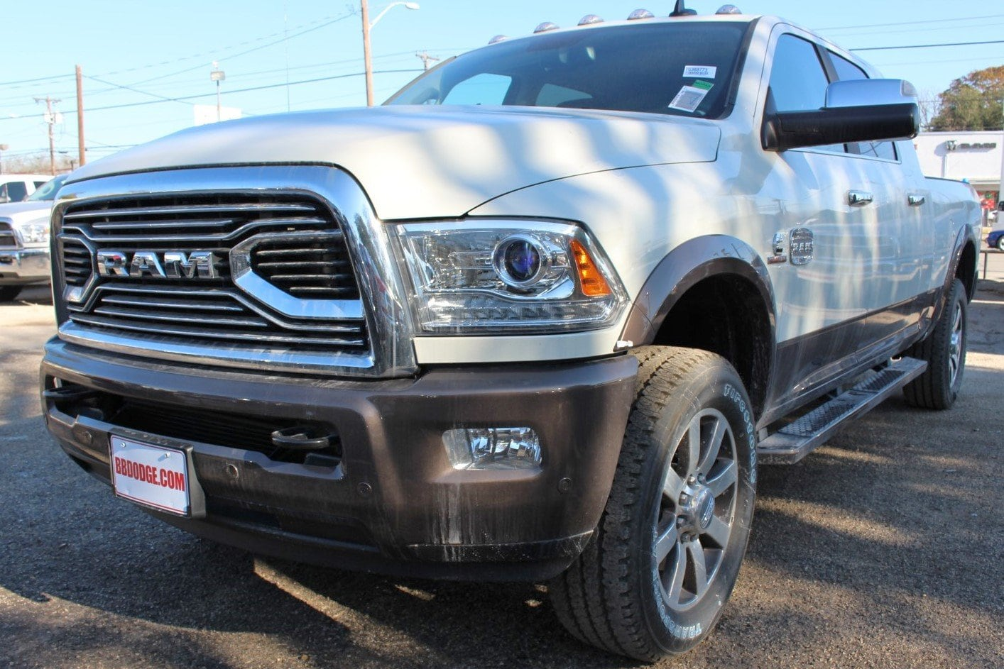 2018 Ram 2500 Mega Cab 4x4,  Pickup #TG368773 - photo 3