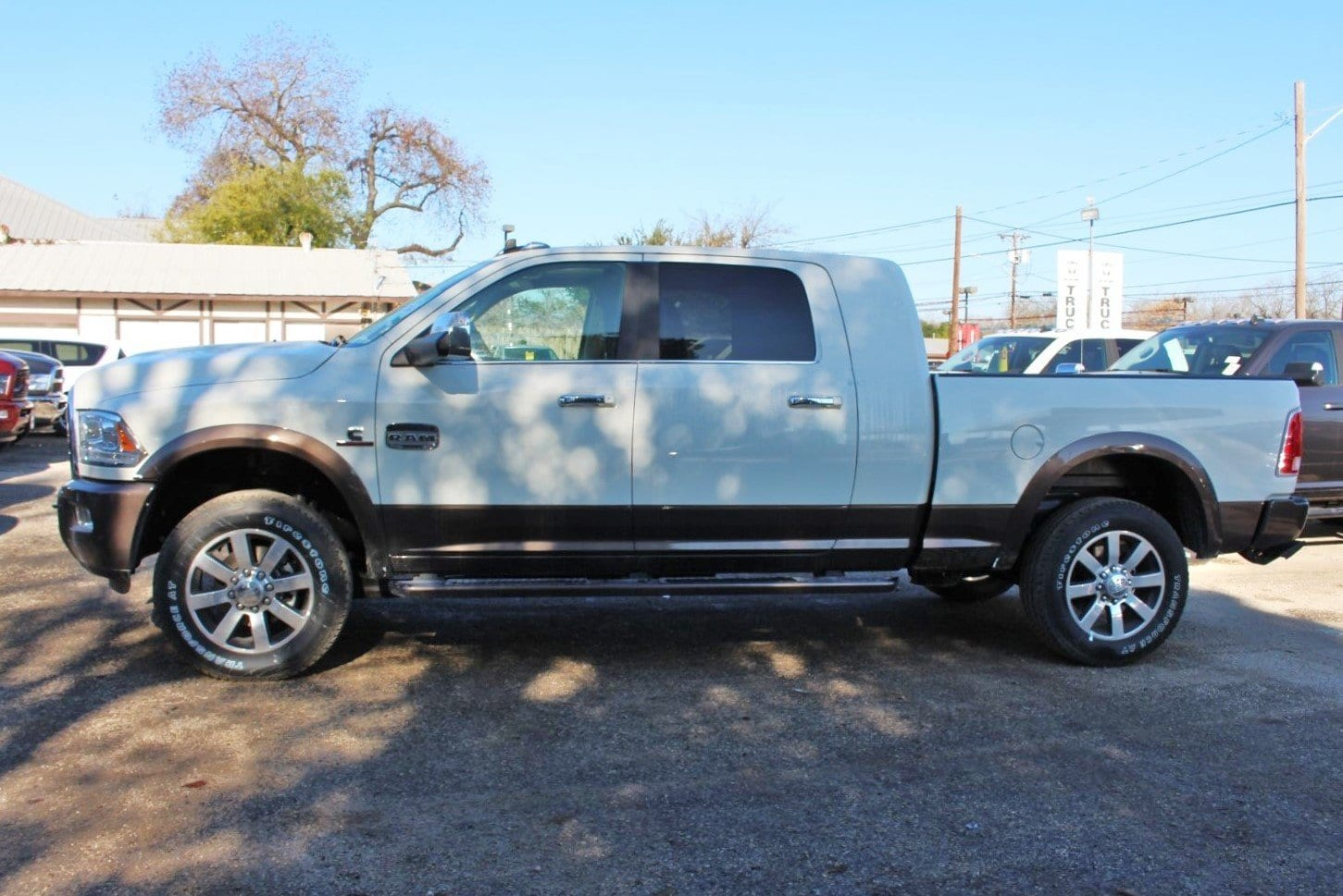 2018 Ram 2500 Mega Cab 4x4,  Pickup #TG368773 - photo 4
