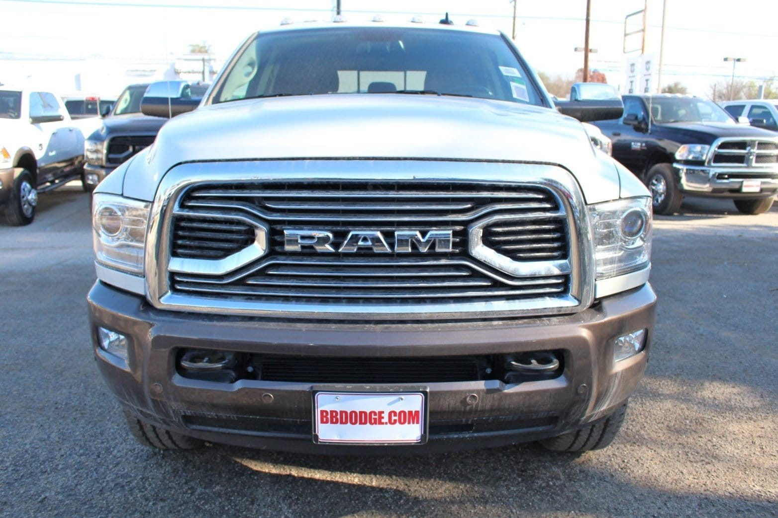 2018 Ram 2500 Mega Cab 4x4,  Pickup #TG368773 - photo 5