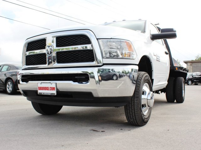 2016 Ram 3500 Regular Cab DRW, CM Truck Beds Flatbed #TG386770 - photo 3