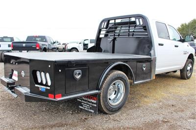 2018 Ram 3500 Crew Cab DRW 4x4,  CM Truck Beds SK Model Flatbed #TG394818 - photo 2