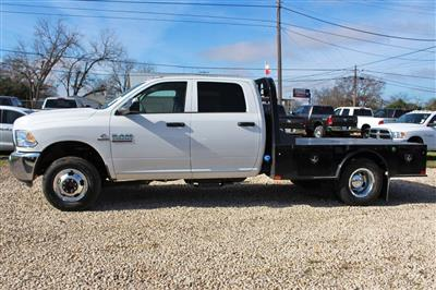2018 Ram 3500 Crew Cab DRW 4x4,  Flatbed #TG394822 - photo 4