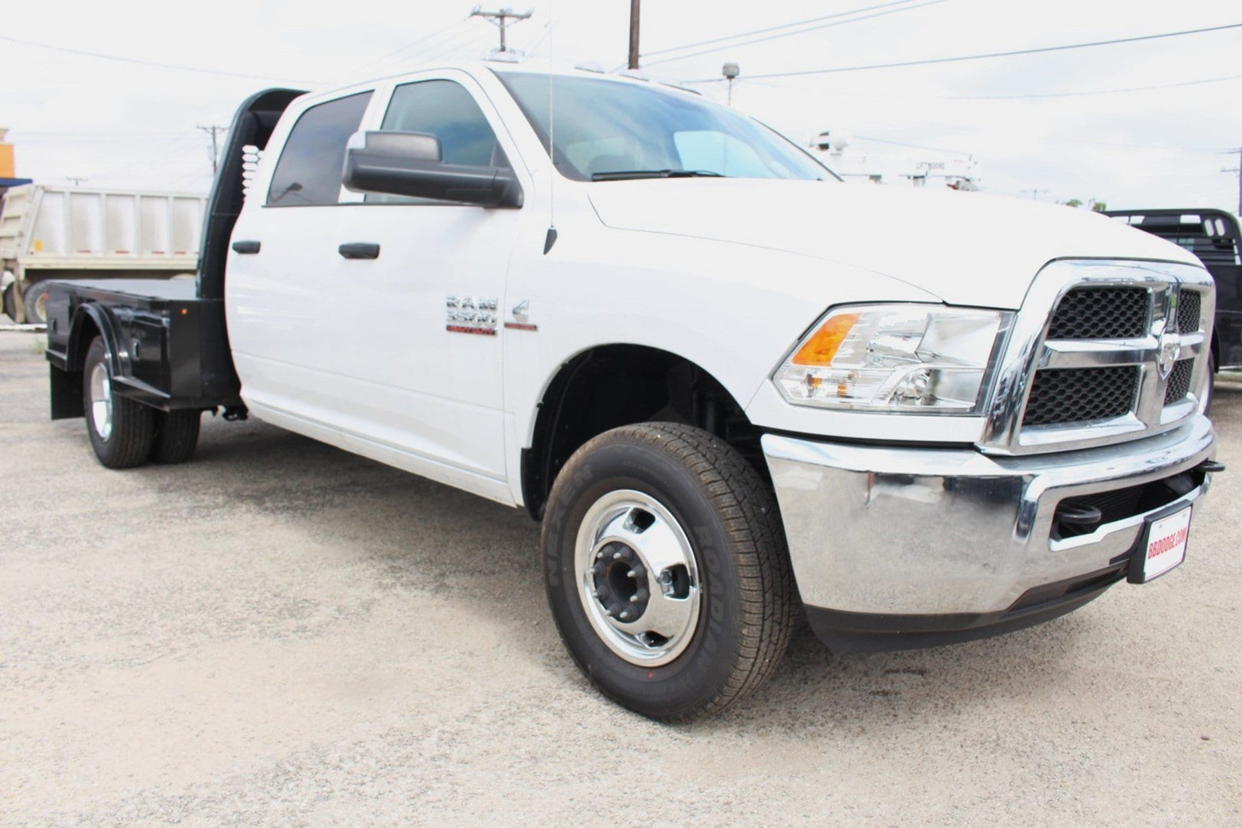 Ultimate Dodge Flatbed For Dodge 3500 Dually